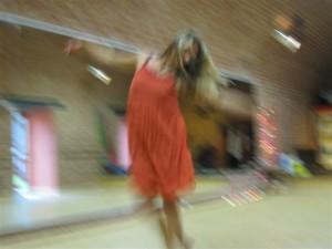 Tanzen beflügelt...